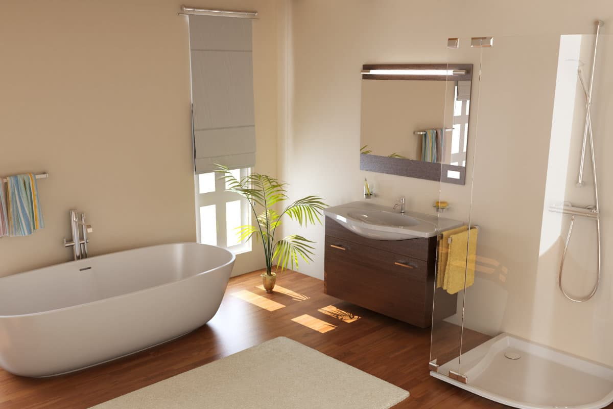 renovatie badkamer gent