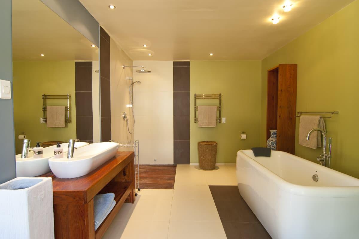 vernieuwen badkamer gent